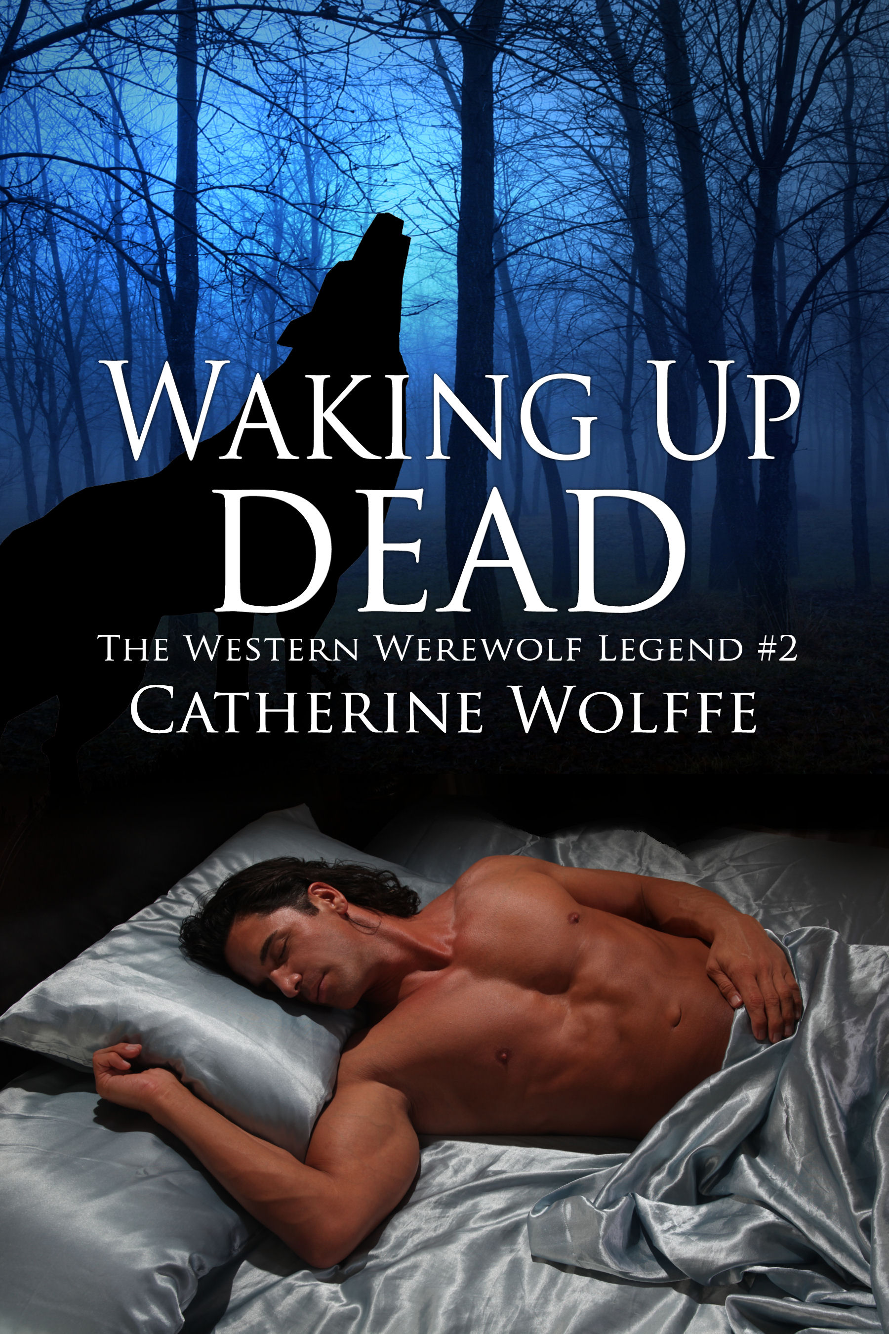 Check out Book 2 in the Western Werewolf Legend series, Waking Up Dead. Free at Amazon now!