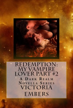 Redemption is available in paperback at Amazon. Click the image to view.