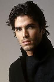 "View pics of men that inspire me to write. This is from ""My Vampire Lovers"" board featuring Eduardo Verastegui."